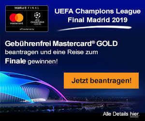 Aktion: UEFA Champions League Finale 2019